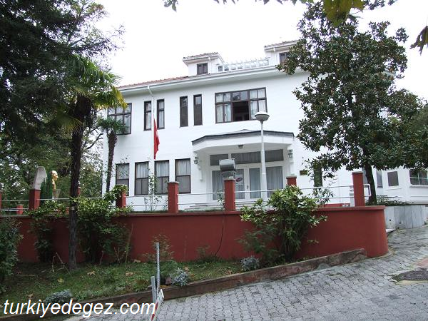 Termal Atatürk Köşkü