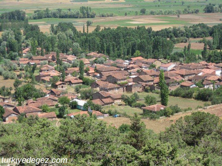 Kızılca Köyü