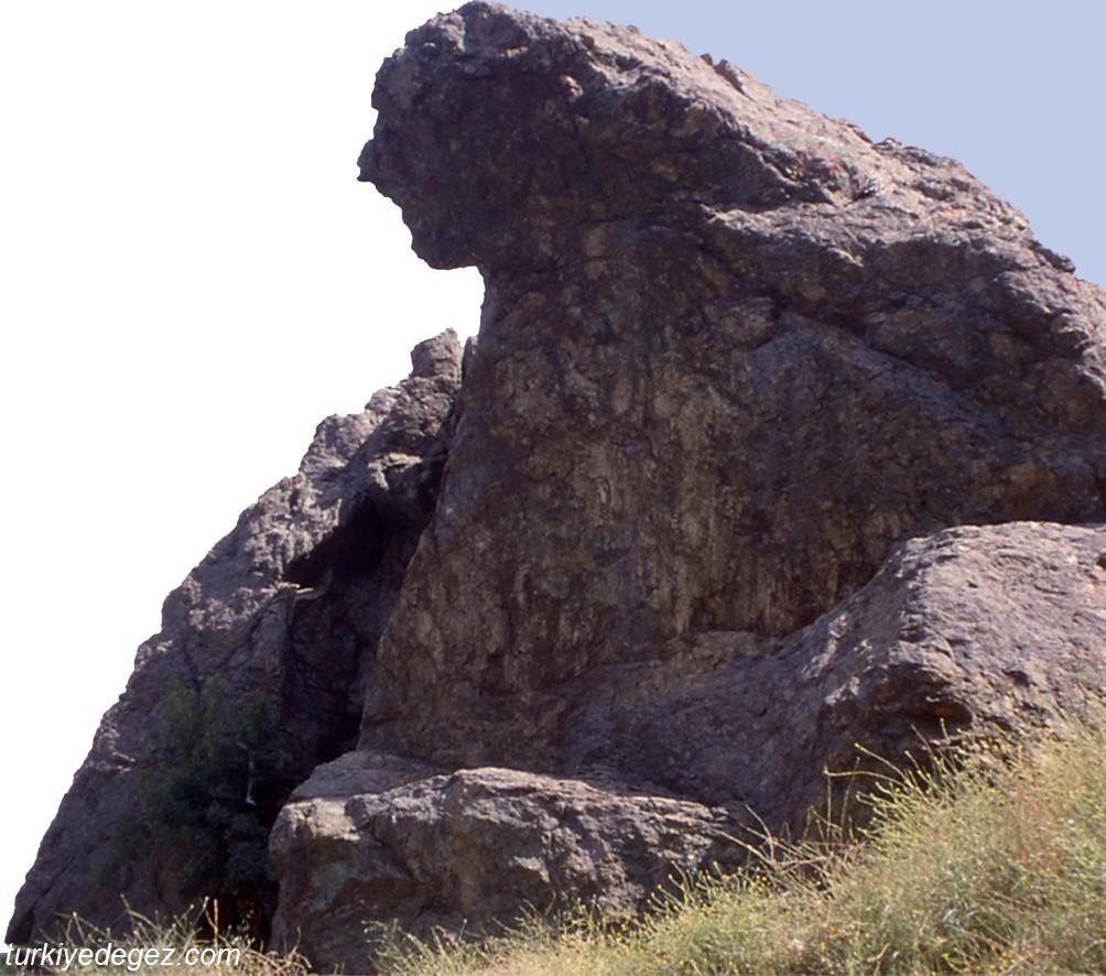 Manisa Ağlayan Kaya
