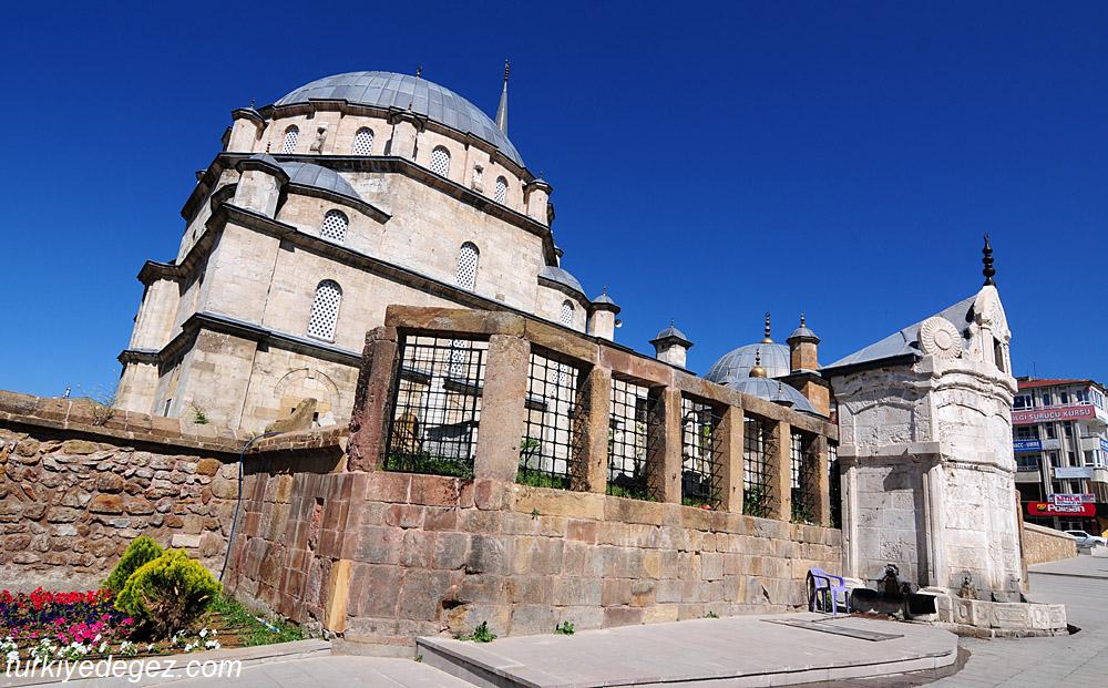 Çapanoğlu Camii