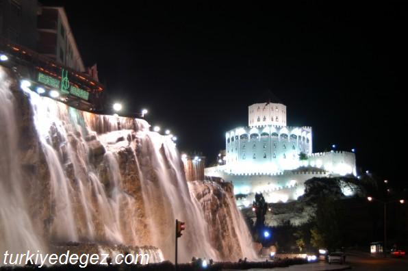 Ankara Estergon Kalesi