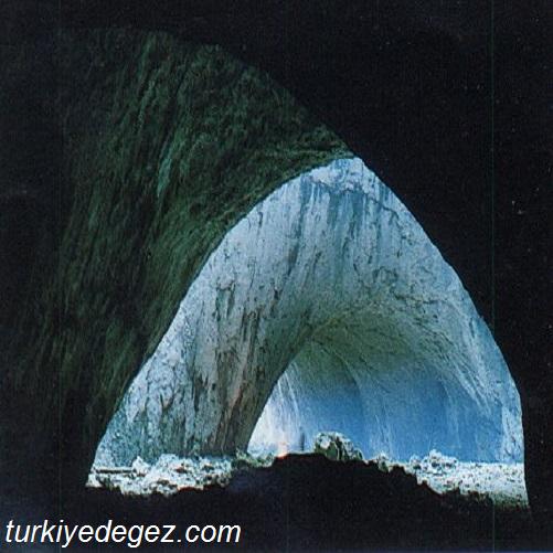 İlgarani Mağarası