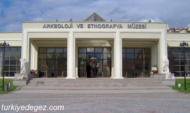 Samsun Arkeoloji ve Etnografya Müzesi