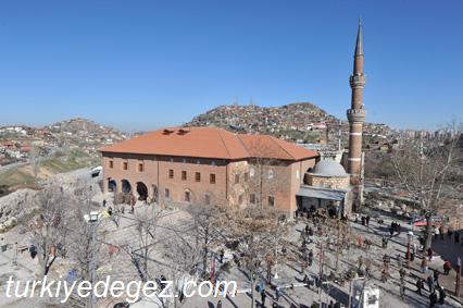 Hacı Bayram Camii ve Türbesi