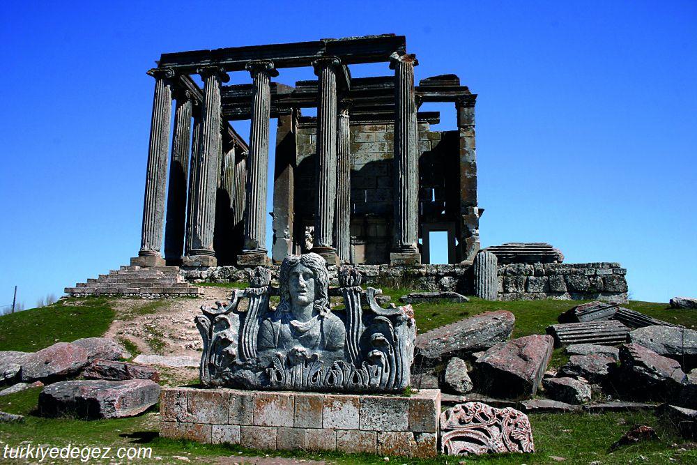 Aızanoı Antik Kenti