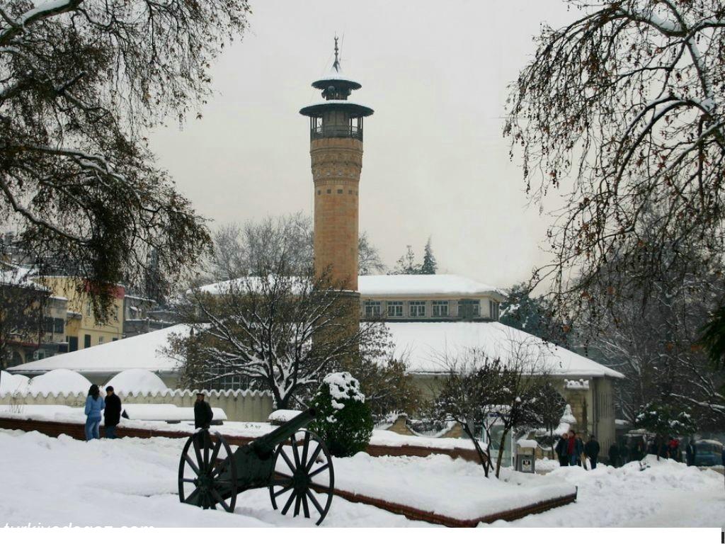Kahramanmaraş Ulu Camii