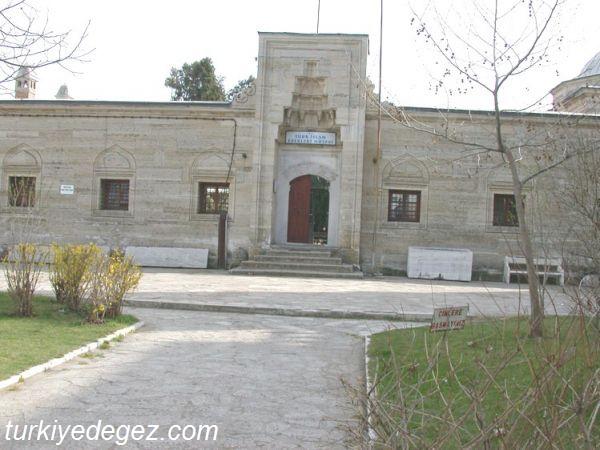 Türk-İslam Eserleri Müzesi (Yeşil Medrese)