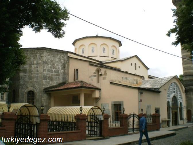 Ortahisar Fatih Camii