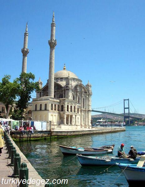Büyük Mecidiye (Ortaköy) Camii