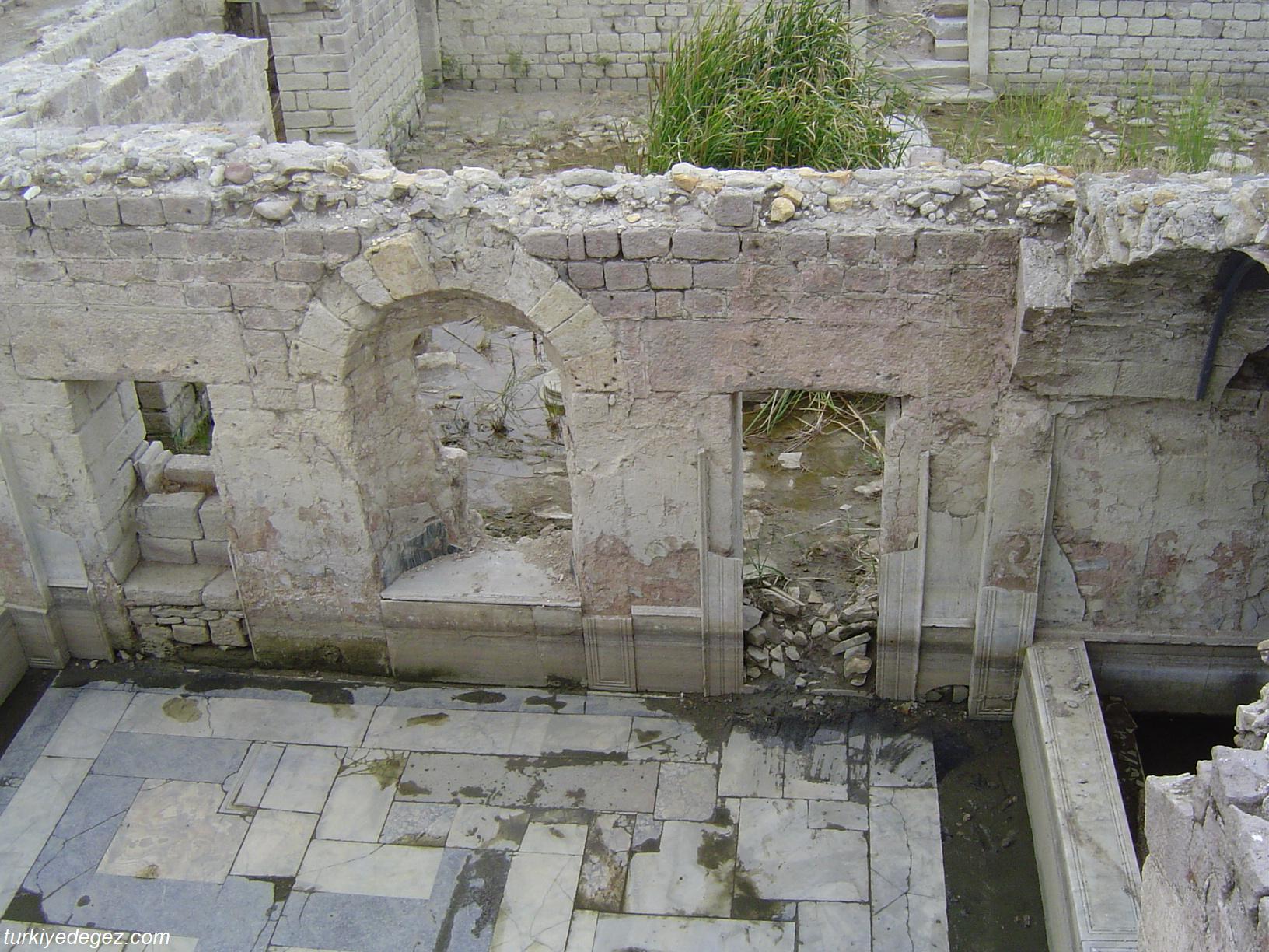 Alabanda antik kenti