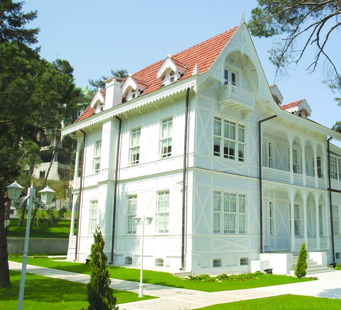 Atatürk Köşkü Müzesi