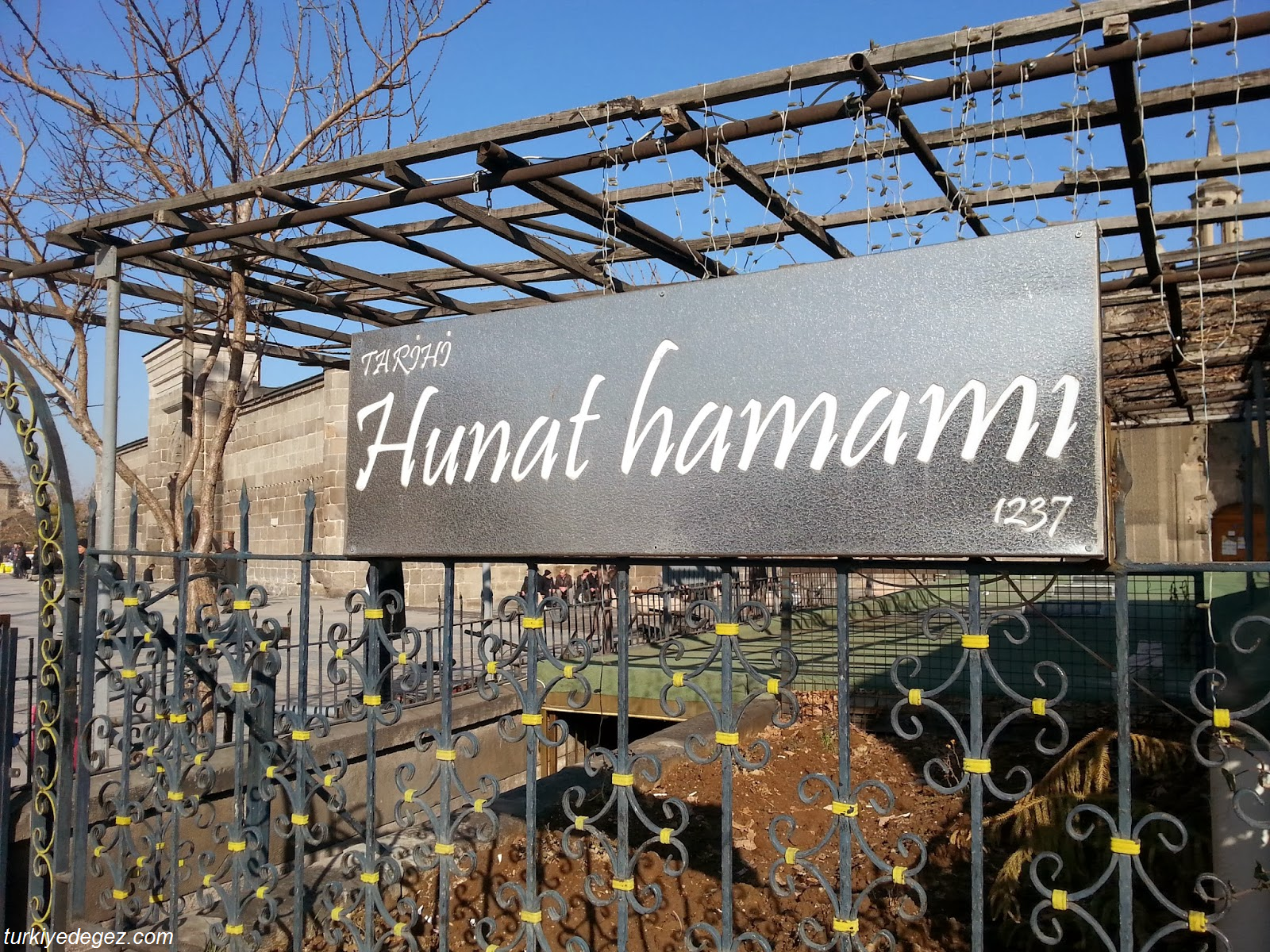 Kayseri Hunat Hamamı