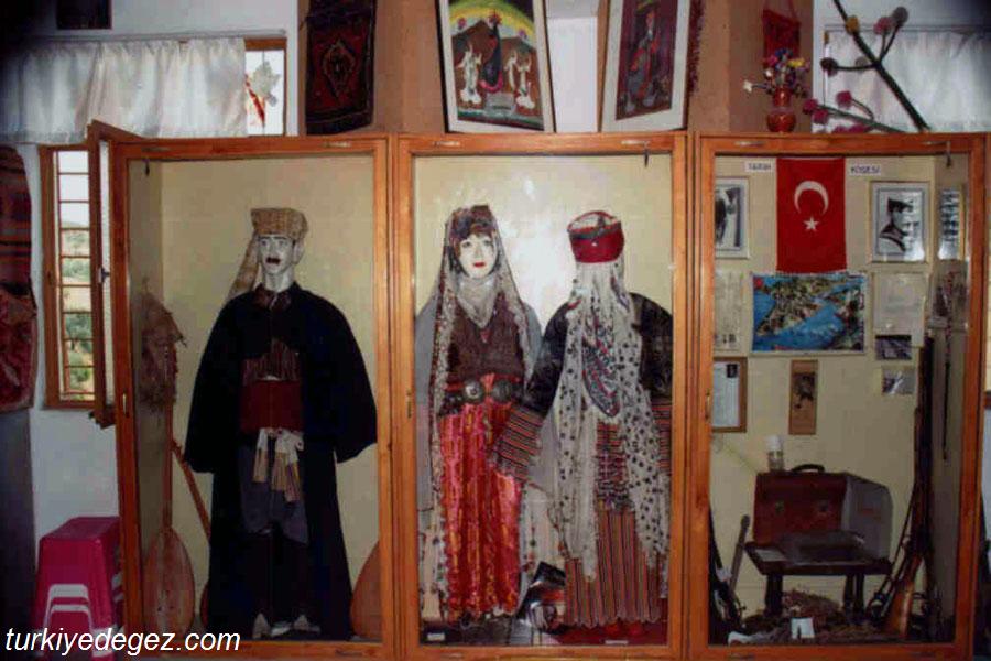 Tahtakuşlar Etnografya Müzesi