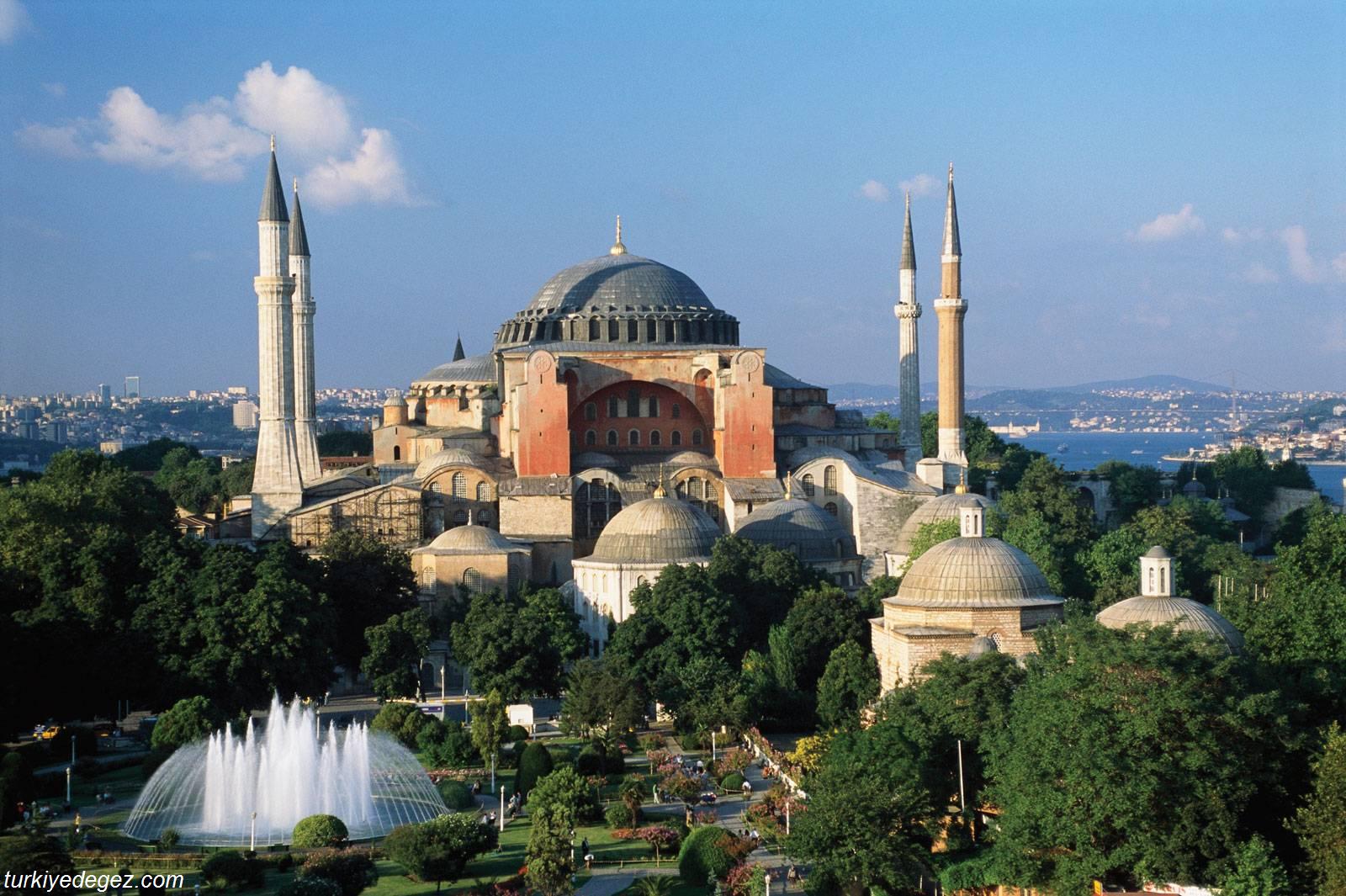 Ayasofya müzesi-Fatih-İstanbul   Ayasofya müzesi nerede ...