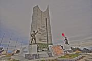 Metris tepe Anıtı