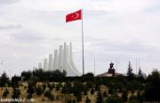 Sakarya Şehitliği Zafer Anıtı