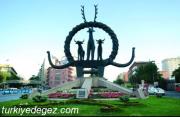 Hitit Güneş Kursu Anıtı