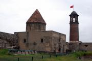 Erzurum Saat Kulesi (Tepsi Minare)