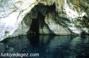 Sulu İn Mağarası (İncirli, Gök mağara)