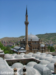 Nevşehirli Damat İbrahim Paşa Camisi (Kurşunlu Cami)