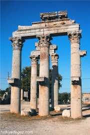 Tyche tapınagı