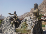 Ferhat ile Şirin Anıtı