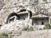 Kral Kaya Mezarları